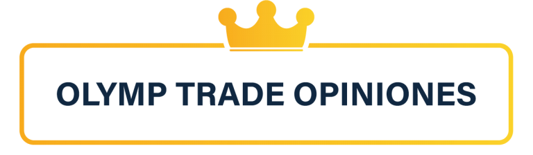 Olymp Trade opiniones